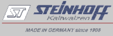 Steinhoff Kaltwalzen