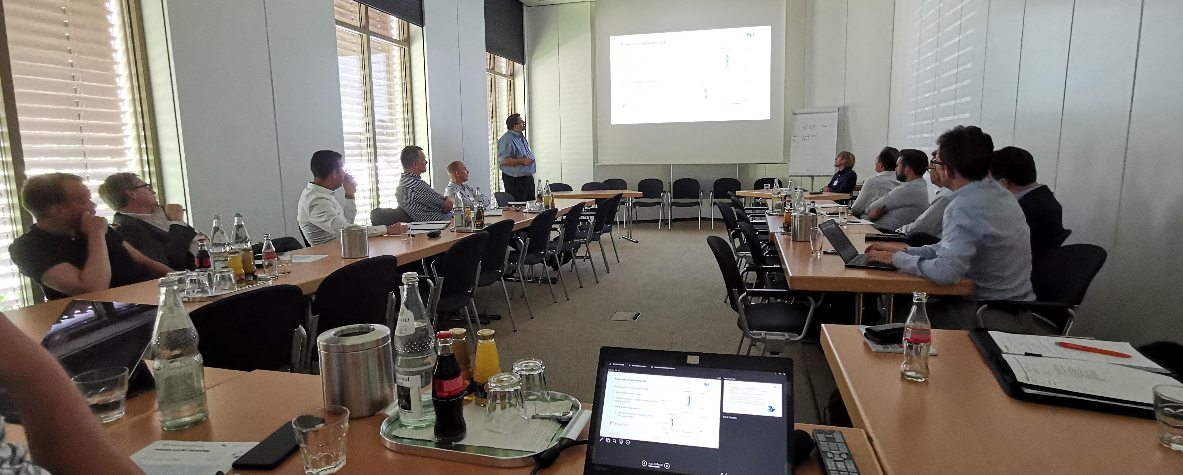 DissI2M Workshop Industry 4.0