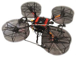 autonom fliegende Drohne