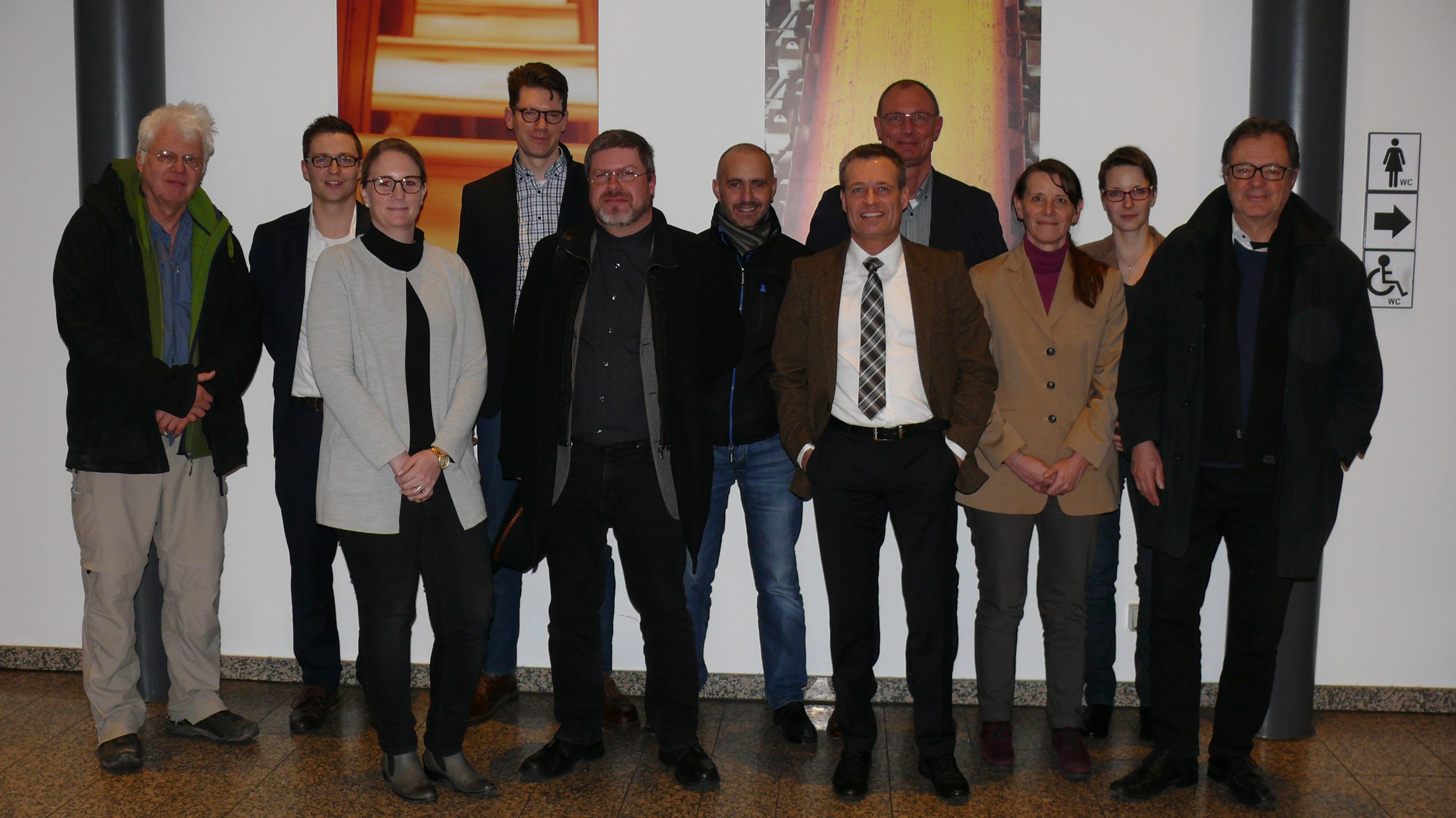 """Kick-Off-Meeting BMWi-Projekt """"ReflexRolle"""""""