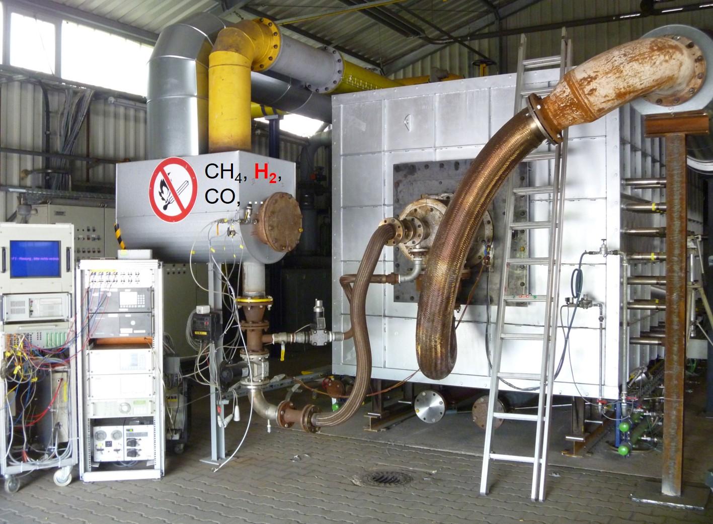 2 MW Technikumsanlage des BFI
