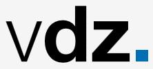 Vereins Deutscher Zementwerke e.V. (VDZ), der VDZ gGmbH sowie der FIZ GmbH