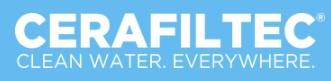CERAFILTEC Germany GmbH Blue Filtration