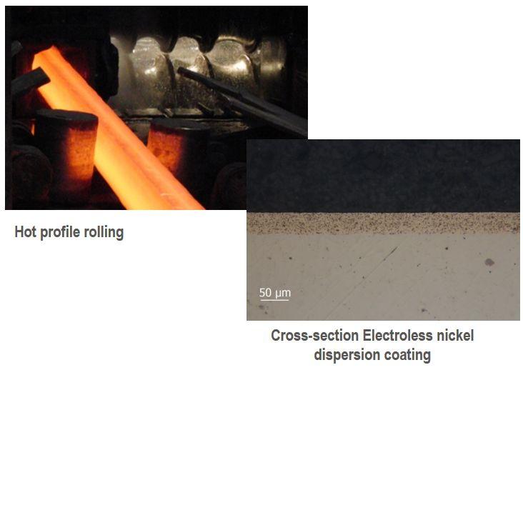 Chemisch Nickel Dispersion