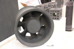 Ceramic impeller