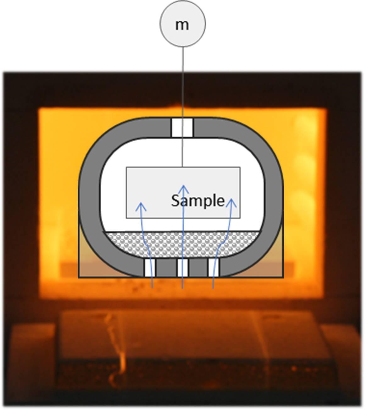 Oxidation test rig